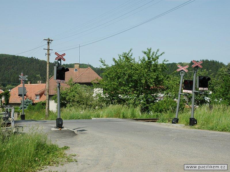 zeleznicni prejezd